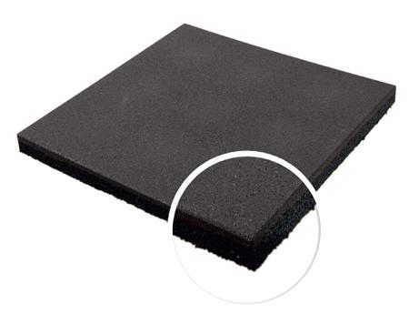 Травмобезопасная резиновая плитка 45 мм