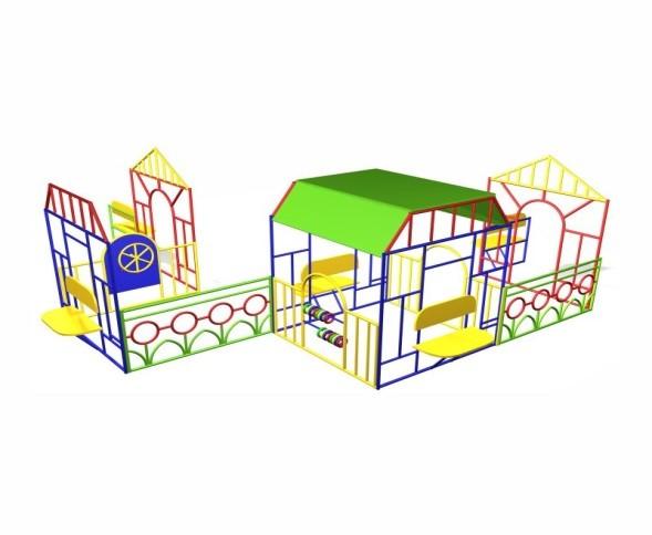 Детский спортивный комплекс (для малышей)