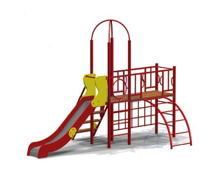 Детский игровой комплекс (площадка) ДК11