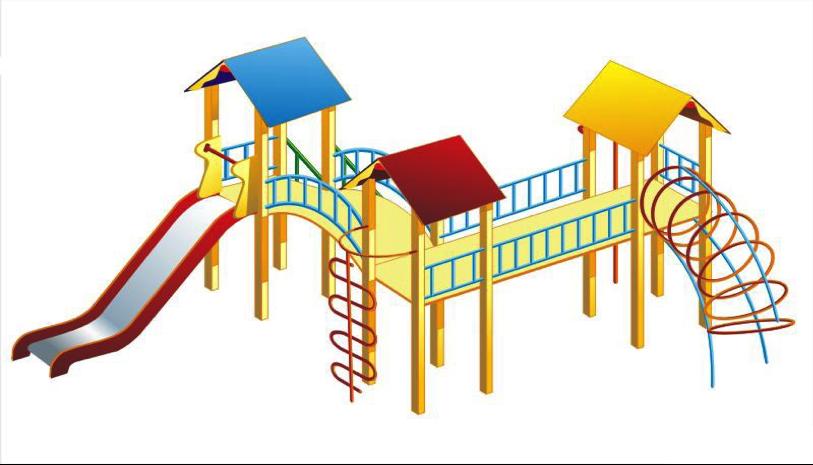 Детский игровой комплекс (площадка) ДК29