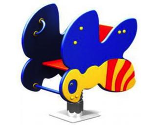 Качалка на пружине «Пчелка» КП09
