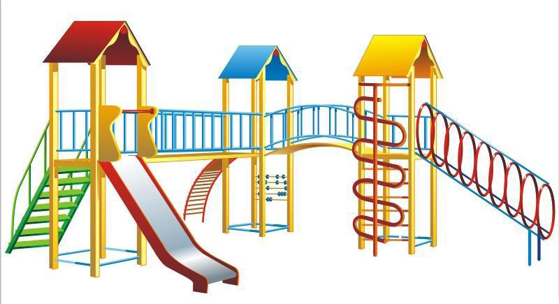 Детский игровой комплекс (площадка) ДК27