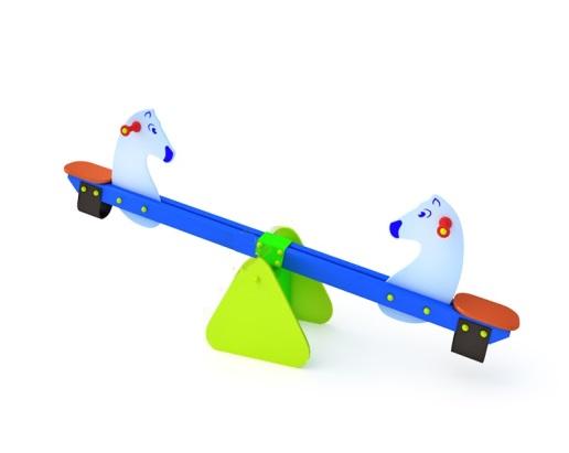 Детские качели-балансиры К06