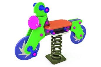 Качалка на пружинке «Мотоцикл» КП20