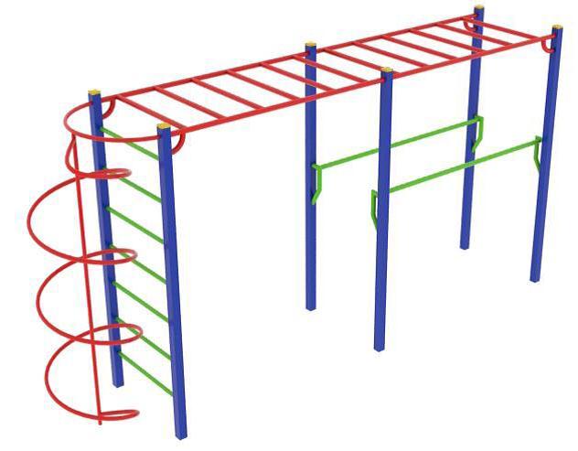 Детский спортивный комплекс СК16