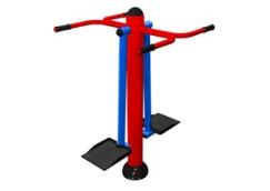 Уличный спортивный тренажер «Двойной маятник» ST-202