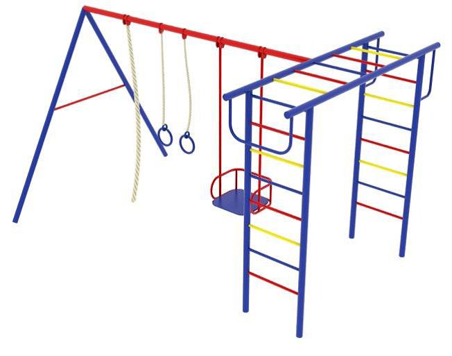 Детский спортивный комплекс СК28