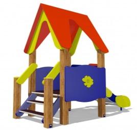 Игровой комплекс «Детство 1» ДК.1