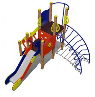 Игровой комплекс «Детство» ДК.15