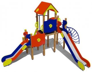Игровой комплекс «Детство» ДК.16