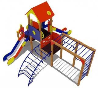 Игровой комплекс «Детство» ДК.17