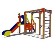 Игровой комплекс «Детство 2» ДК.2
