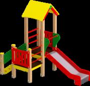 Игровой комплекс «Детство 3» ДК.3