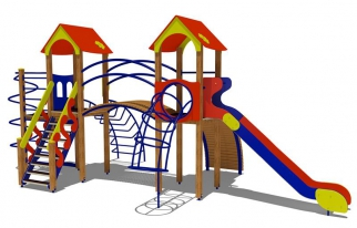 Игровой комплекс «Мечта» ДК.32