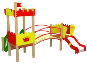 Игровой комплекс «Королевство» ДК.7